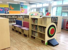 圖書館新景象