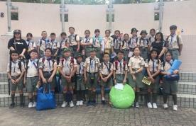 幼童軍渡假營