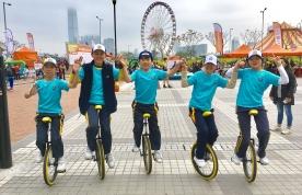 維特健靈單車馬拉松2018