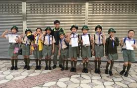 幼童軍第46屆世界童軍環境教育訓練班
