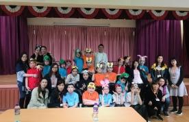 英語話劇組於1718年度學校戲劇節獲獎
