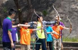 箭藝訓練及考驗日