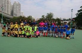 沙田體育會足球友誼賽