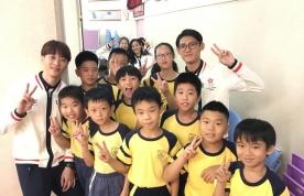 亞運香港代表隊交流活動