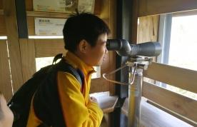 六年級跨學科參觀濕地公園