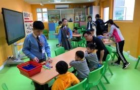 幼稚園動感課程體驗課